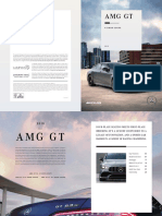 Mercedes Benz AMG GT 4D