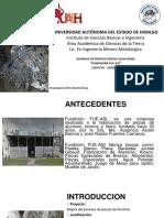 Presentacion de Fundicion