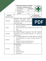 1. Monitoring Kesesuain Proses Pelaksanaan Program Ukm