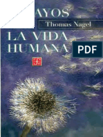 Nagel Thomas - Ensayos Sobre La Vida Humana
