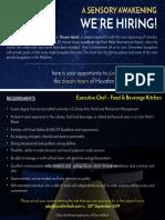 Job Advert - Executive Chef (5)