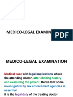 05- Medicolegal Examination