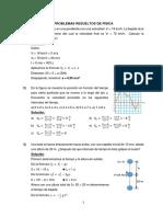 Problemas Resueltos de Física