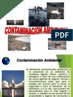 Contaminacion Ambiental UNSA