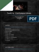 Teatro Contemporáneo2.pptx