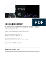 Blundel Blundel - Concepts in Thermal Physics Solutions Manual (2009)