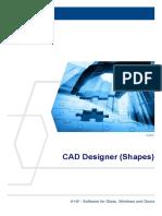 US CAD Designer Usermanual