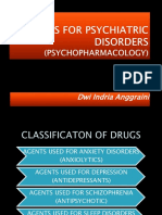 AGENTS FOR PSYCHIATRIC DISORDERS (PSYCHOPHARMA.pptx