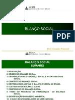 Aula 12 - Balanço Social