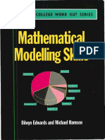 Dilwyn Edwards & Michael Hamson - Mathematical Modeling Skills