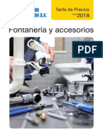 Fontaneria Tarifa PVP SalvadorEscoda