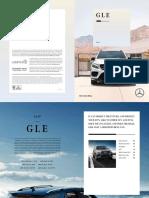 Mercedes Benz GLE Class 2019
