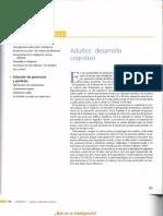 Berger, K, S. (2009). Psicología Del Desarrollo Adultez - Capítulo 5