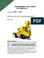 Carmix_3.5tt_manual Uso y Mto
