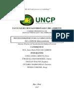Informe p.semiquímico