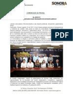 22-08-19 Incentiva Gobernadora buen desempeño de servidores públicos.