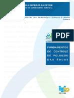 CETESB - Fundamentos Do Controle Da Poluição Das Águas