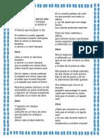 Letra Himno Nacional de Guatemala