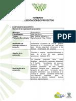 Anexo 1. Formato Presentación Proyecto (1)