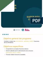 sABER MAS DE FINANZAS
