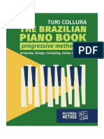 The Brazilian Piano Book DEMO