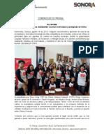 18-08-2019 Apoya Gobernadora a estudiantes a cursar licenciatura y postgrado en China