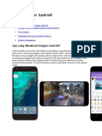 Tutorial Lengkap Belajar Android