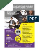 III Curso Analistas de Procesos y Mejora Continua 2019
