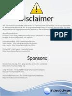 INFOCUS-LP70+-Projector-Lamp-User-Manual
