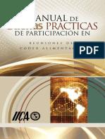 Manual de Buenas Prácticas de Participación en El Codex