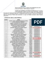 Gv 2015 Resultado Convocacao Reserva