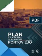 Plan Cantonal de Respuesta Porotviejo versión 1.0-1