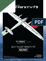 QS Trinity F9 Intergeo 2018 Flyer NZ