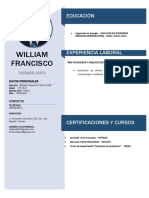 Cv - William