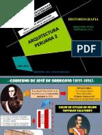 ARQUITECTURA REPUBLICANA - 01