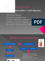 BEBIDAS-ESTIMULANTES