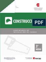 Construccion Carpinteria Instalacion Faenas