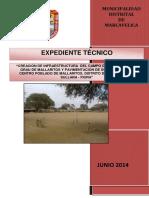 EXPEDIENTE DE CACHA DEPORTIVA - MALLARITOS