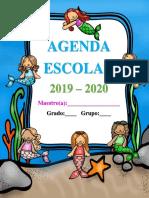 AgendaEscolarSirenitas2018-2019MEEP