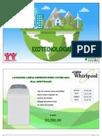 Catalogo de ecotecnologias