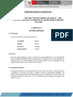 Estudio de Suelos y Geotecnia Puente Jahuac