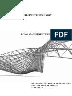 Long Span Structures - Copy
