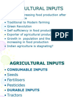 11. Agricultural Inputs