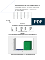 Graficos y Tabla k1