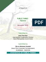 TASK 5 - Pakistan National Parks