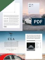 Mercedes Benz CLA 2019