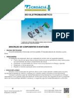 Manual Freio Eletrognetico