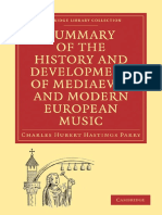 Summary of the History and Dev - Charles Hubert Hastings Parry_22006.pdf