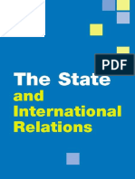 The State and International Relations - Hobson - (2000).pdf