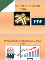 Indicadores Sena 3